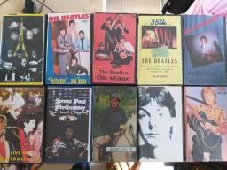 The Beatles e Paul McCartney - Raridades VHS