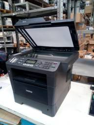 Impressora Brother Mfc-8912dw, com wifi