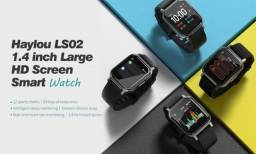 Relógio Inteligente Haylou Ls02 Smartwatch Global - 100% original - Lacrado