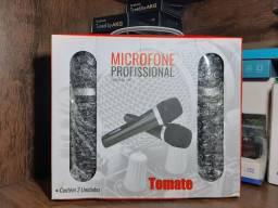 Microfone 2Unidade COM Fio