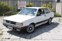 Volkswagen Voyage Branco Ap 1.8 1993 Ótimo estado