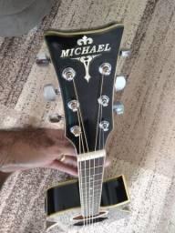 Violão Michael Upgrade Top!