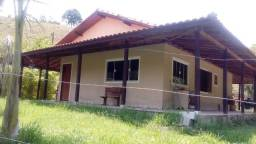 Sitio com toda infraestrutura plantação leite pousada pouso alto sul minas 3 casas