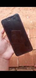 Vendo celular j4+ com poucas marca de uso