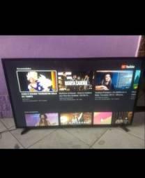 Smart tv Samsung 32 cemi nova