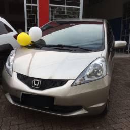 Honda fit EX, completo bancos em couro, carro em perfeito estado, 1.5 flex