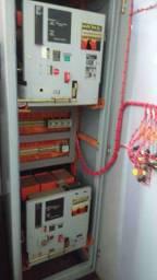 QTA Quadro de transferência automático Gerador