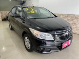 Gm - Chevrolet Prisma LT Completo + Gnv + My Link 2013