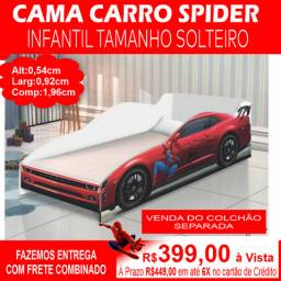 Cama Carro Spider