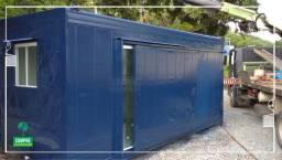 Adaptação de comercio em Container ou Residência 15m²