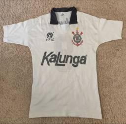 Camisa Corinthians Kalunga 1991
