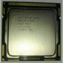 Processador xeon x3440 lga 1156