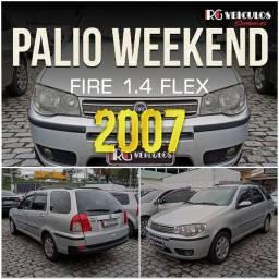 Palio Weekend ELX 1.4 - 2007