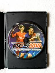 Jogo PES 2010 Em Português Original Playstation 2