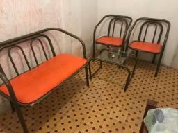 Vendo conjunto de cadeira