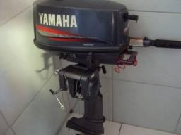 Yamaha 4 hp 2008
