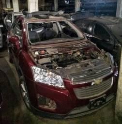 Sucata Chevrolet Traker LTZ 2015 para retirada de peças