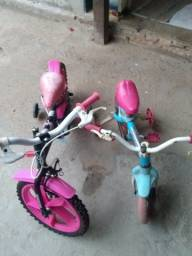 Vende-se 2 bicicletas infantis