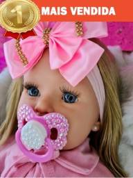 Boneca Reborn Bebê Realista Promoção Barata