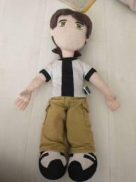Ben 10 boneco pelúcia