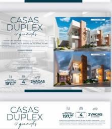 FS- Lançamento de Casas Duplex ao lado do Terras Alphaville