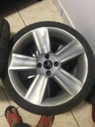 Rodas saveiro Cross 17 sem pneus