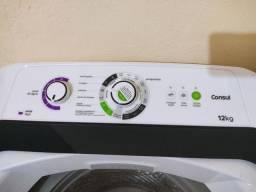 Máquina de Lavar Consul 12 Kg - Aceito parcelar.