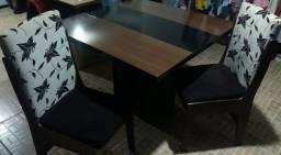 mesa c/2 cadeiras (retirar em Sta felicidade)