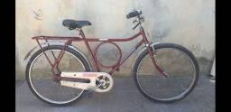 Relíquia bicicleta monark barra forte! Anos 70. Muitas peças originais !