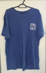 Camisa Osklen Azul M