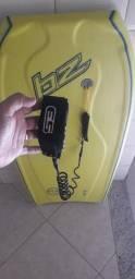 Bodyboard + pé de pato