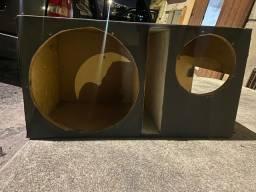 Montagem caixa trio