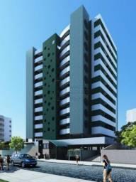 Apartamento à venda com 1 dormitórios em Jatiuca, Maceio cod:V1111