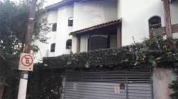 Sobrado para aluguel, 4 quartos, 1 suíte, 5 vagas, Scarpelli - Santo André/SP
