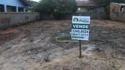Terreno à venda, 287 m² por R$ 150.000,00 - Centro - Penha/SC