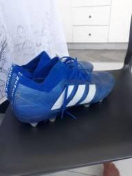 Adidas Nemeziz Profissional Metálica!!