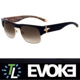 EVOKE CAPO II BLACK WOOD!