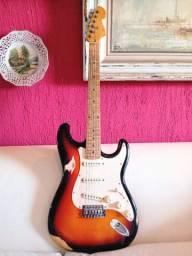 Guitarra stratocaster Montada por luthier