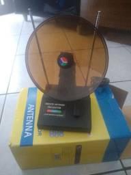 Antena nova sem uso