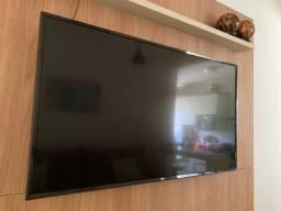 TV LG 49 polegadas ULTRA HD 4K completa , menos de 1 ano de uso