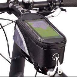 Bolsa de quadro bike