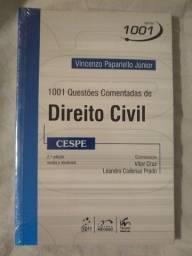 1001 Questões Comentadas de Direito Civil 2ª edição