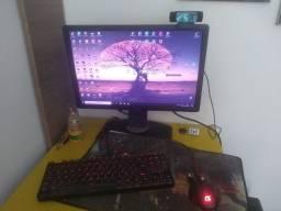 PC Gamer TOP, i5 7400, 16gb RAM, GTX 1060 6GB , Completo com Periféricos TOPS
