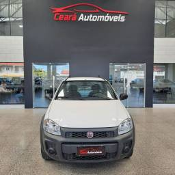 Título do anúncio: Fiat / Strada HARD working 1.4 CS 2018