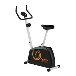 Bicicleta Athletic Action - frete grátis - 150kg - Solicite a sua - magnética