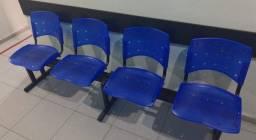 Cadeiras para recepção