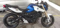 Moto BMW 800r 2015