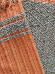 Conjunto Lavabo 2 pçs (toalha + tapete) - Malakai