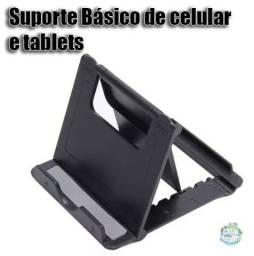 Suporte básico de mesa para celular e tablet