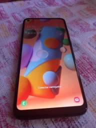 Galaxy A11 / 64GB /  TELÃO 6.4